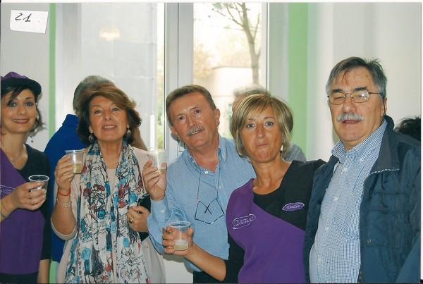 Inaugurazione Saletta Bar