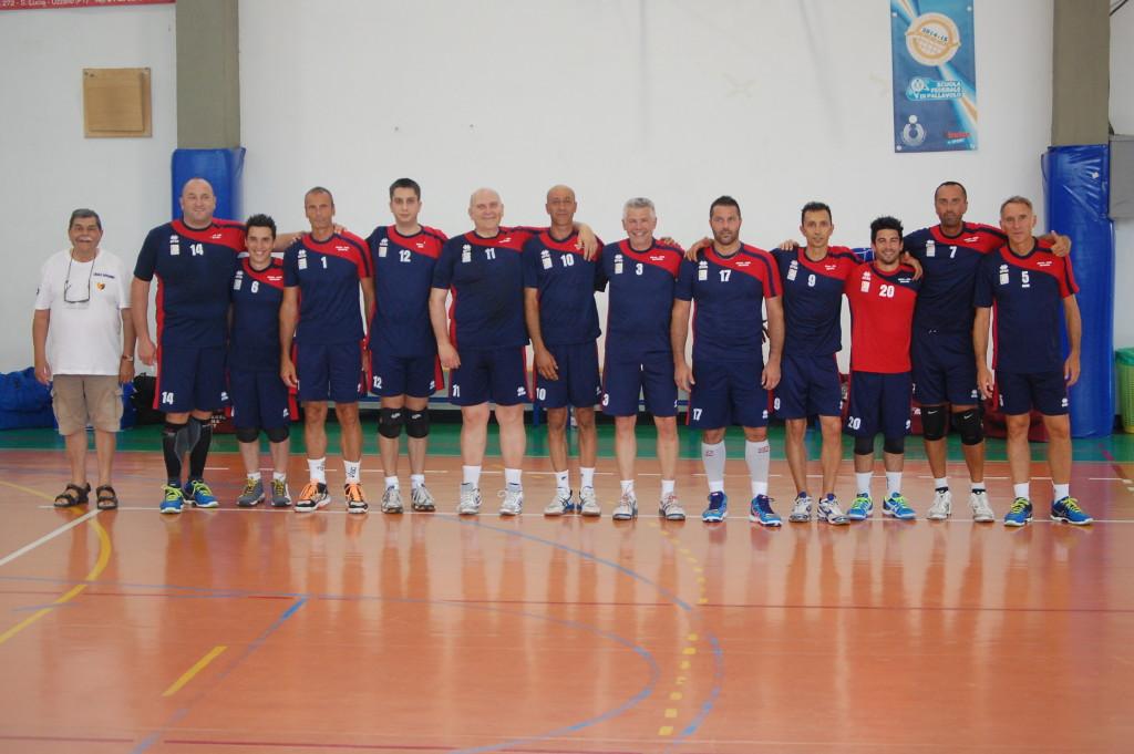 Finali Nazionali Volley Maschile 2016