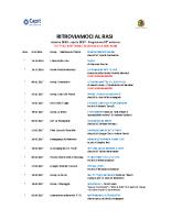 Programma RASI 2016-2017