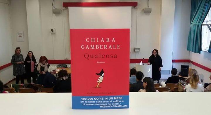 Chiara Gamberale a RiANIMAzione letteraria