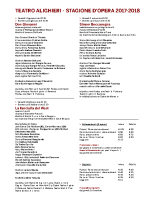 Stagione d'opera 2017-18