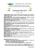CONVENZIONE BAGNI 2018 NO TESSERA