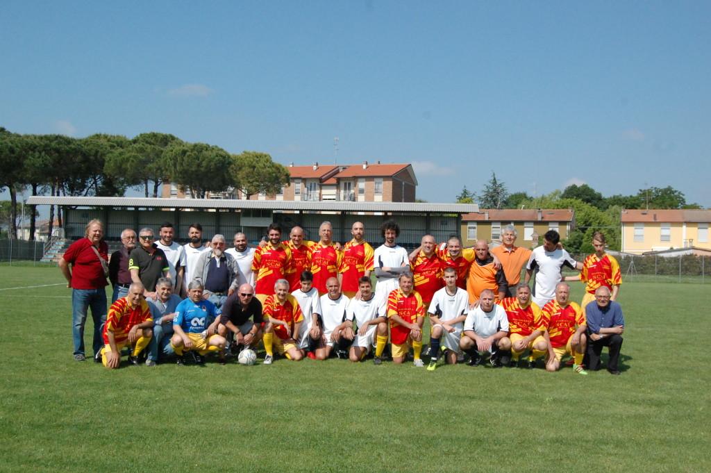 La squadra col calcio nel cuore