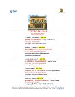 Programma Operetta-Musical 2018-19
