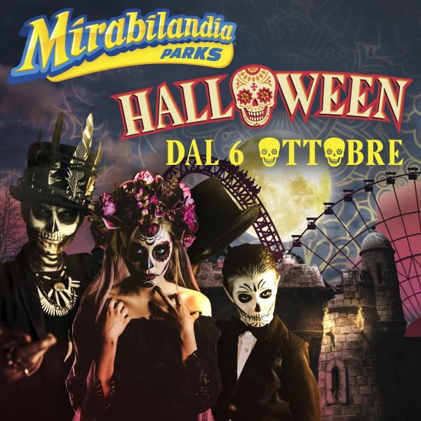 Copy of Family Halloween Affissioni quadrato