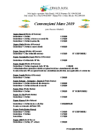 2019 – CONVENZIONE BAGNI