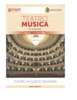 TEATRO MUSICA-OPERETTA
